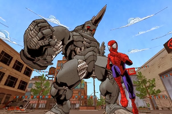 Ultimate Spider Man Pc Game