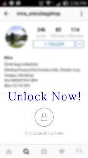 Jangan Kunci Akun Bisnis di Instagram, Berikut Alasannya