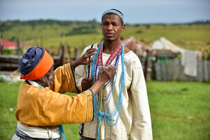 Xhosa African Tribe Culture