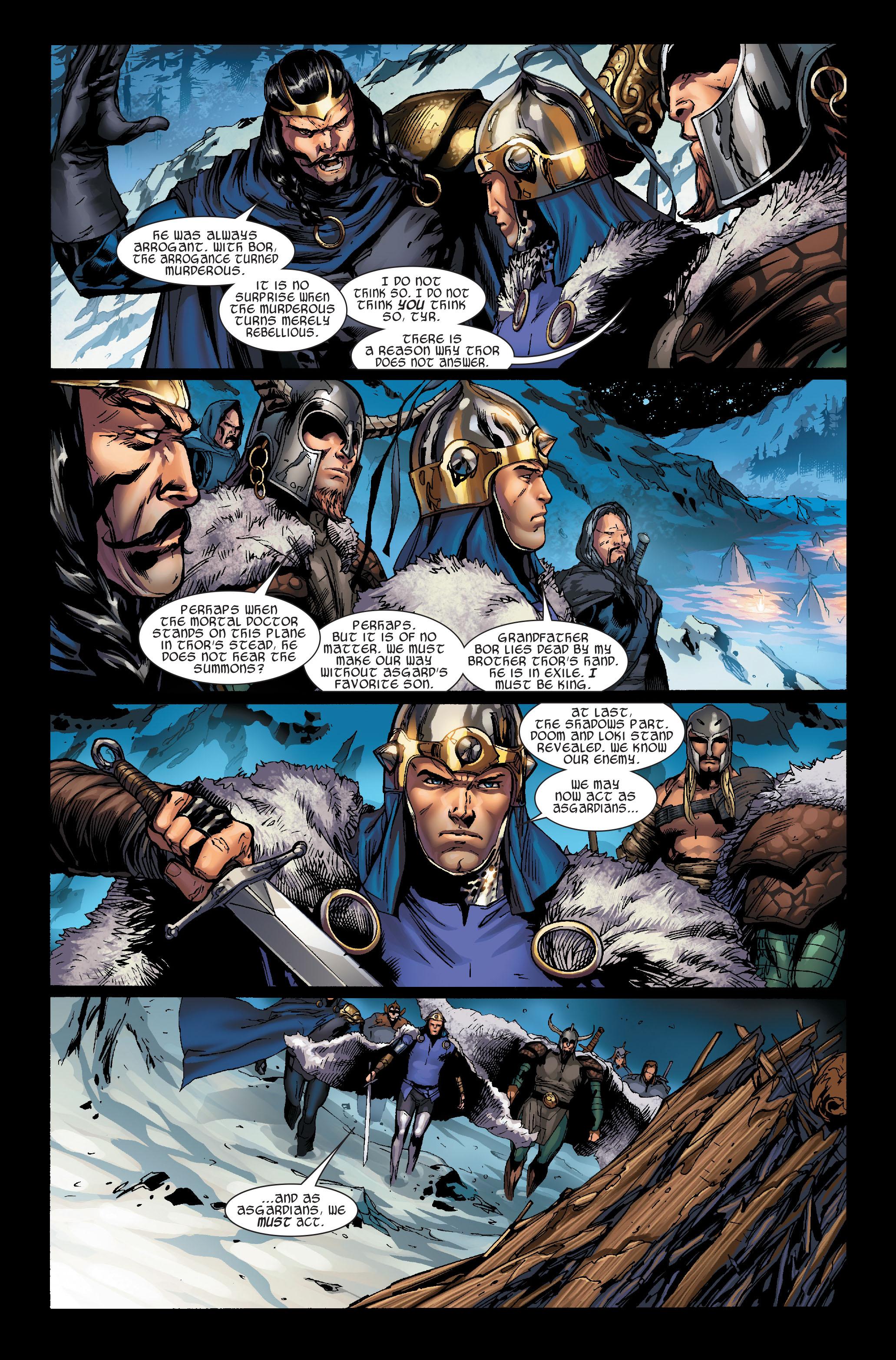 Thor (2007) Issue #604 #17 - English 12