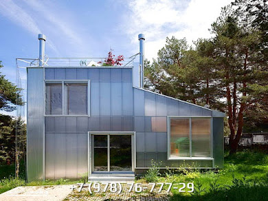 Строительство индивидуальных жилых домов