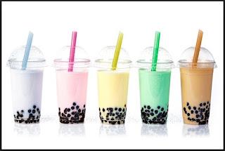 anneahira, bubble drink, bubble tea, kanker, pcb, teh, cara membuat bubble drink, sejarah minuman bubble drink,