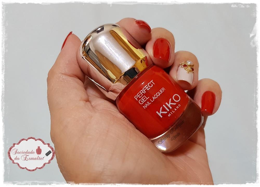 Kiko Perfect Gel Duo ~ Sociedade do Esmalte