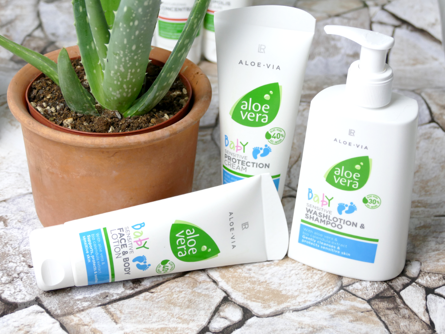 Aloe Vera Pflegelinie LR Aloe Via Baby Care