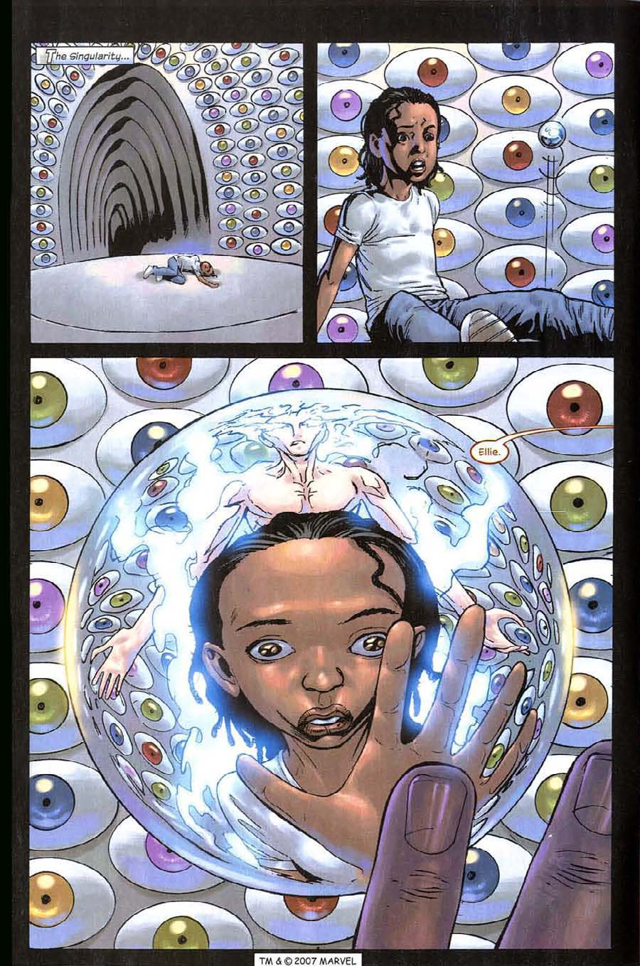 Read online Silver Surfer (2003) comic -  Issue #14 - 12