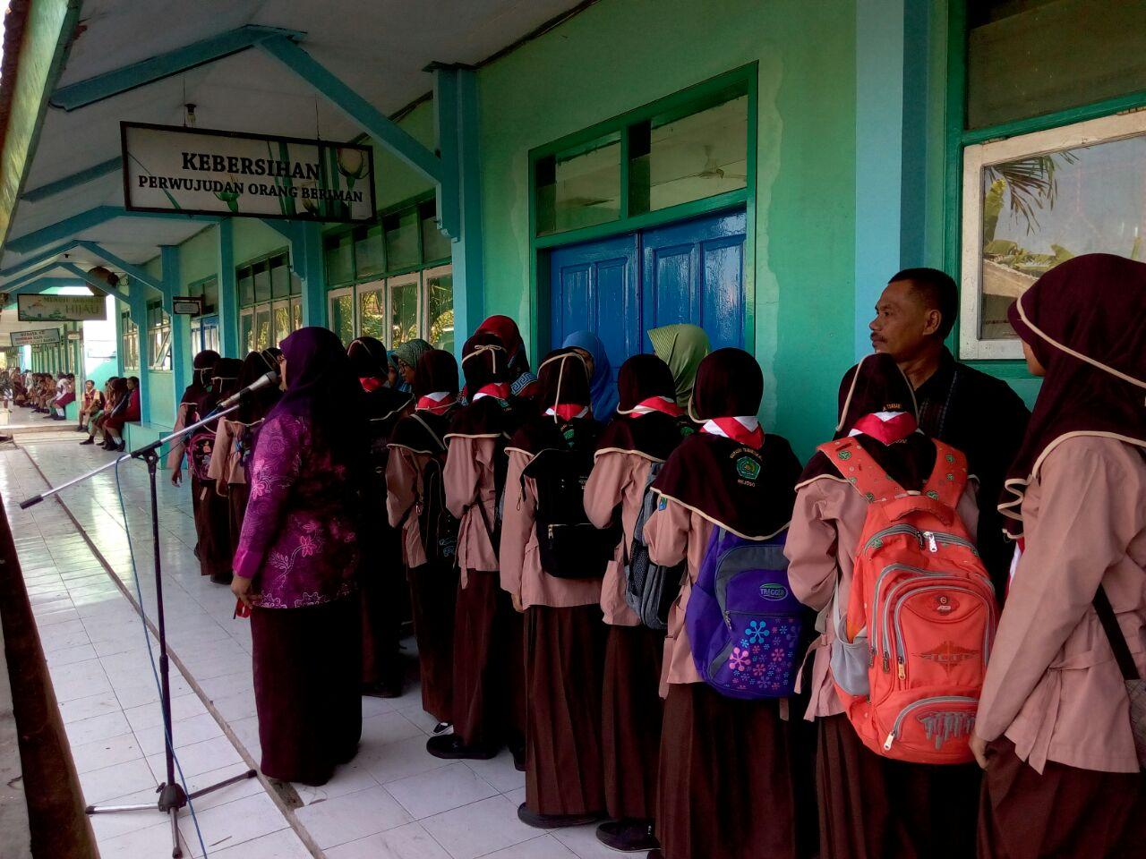 Madrasah Tsanawiyah Negeri 5 Pasuruan Halal Bi Halal 1438h 15 Juli
