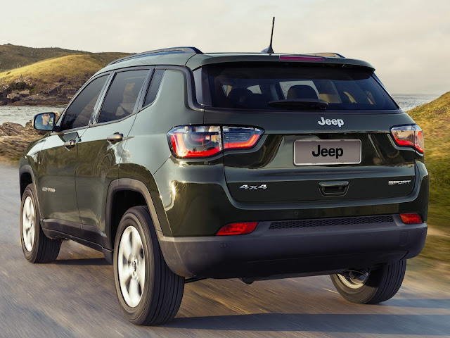 Jeep Compass 2018 - Preços