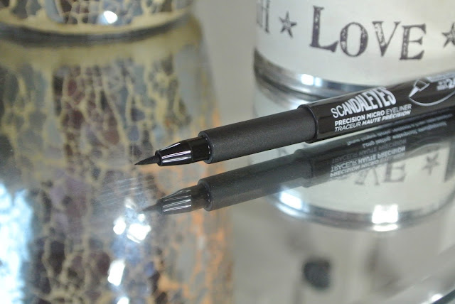 Rimmel Scandaleyes Precision Micro Eyeliner Review Image