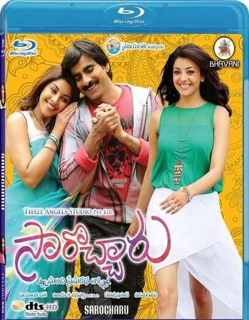 Sarocharu 2012 Dual Audio 720p BRRip [Hindi - Telugu] ESubs - UNCUT