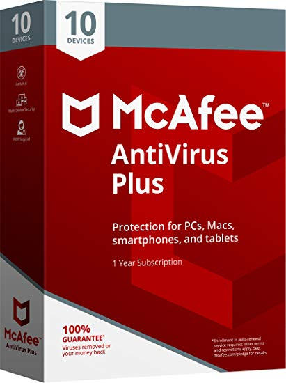 How to Get McAfee AntiVirus Plus for Free
