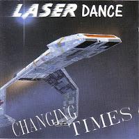Laserdance Changing Times lemez