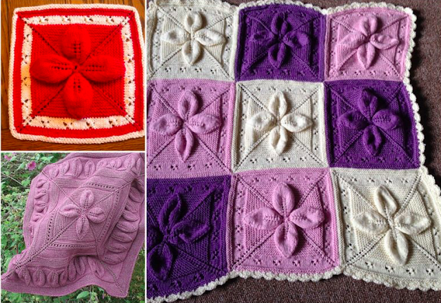 How to Make and Use Afghan Knit Blanket for Bedding