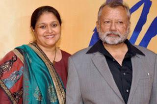 Pankaj Kapur Family Wife Son Daughter Father Mother Marriage Photos Biography Profile.