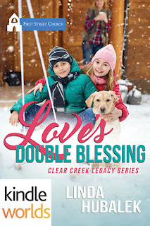 Love's Double Blessing by Linda K. Hubalek