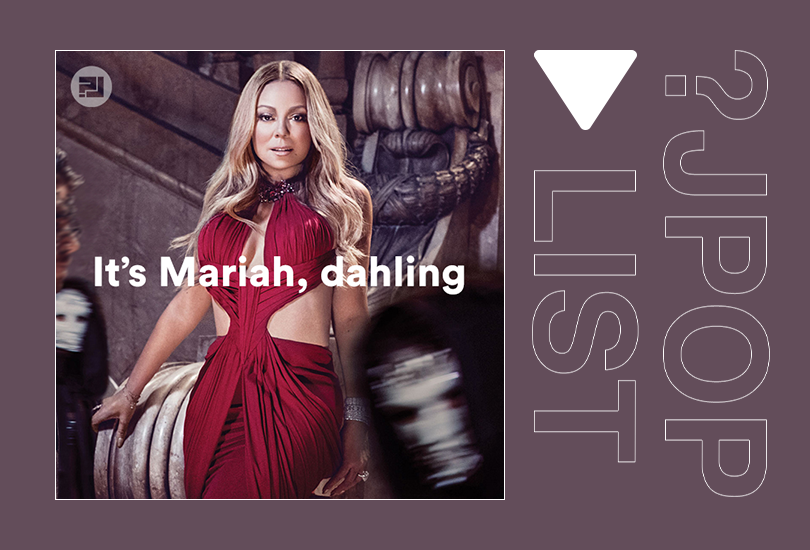 Random J pop playlist: It's Mariah, dahling | Random J Pop