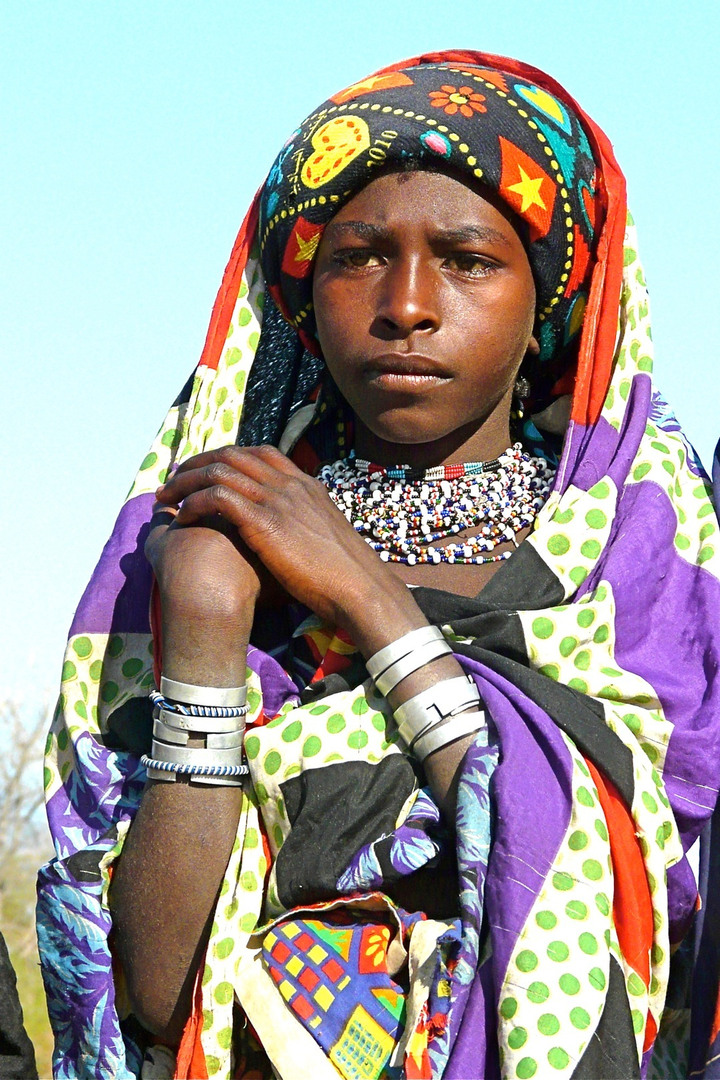 Blue Nile state : Genocides of Nuba people.