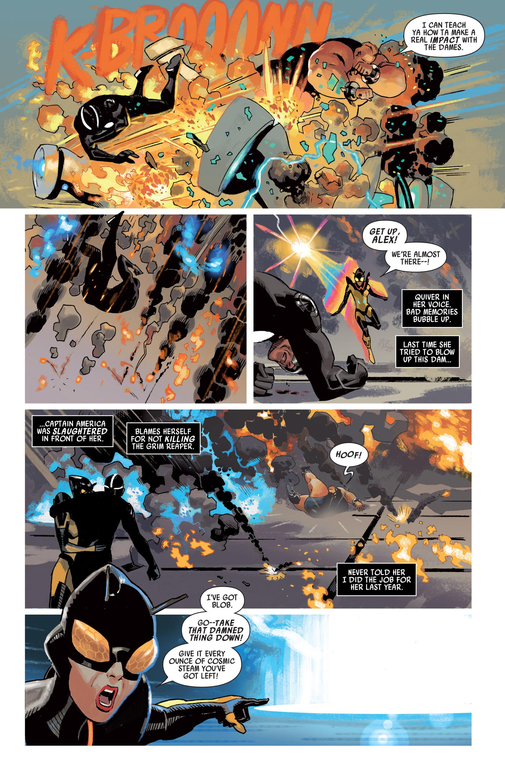 Read online Uncanny Avengers (2012) comic -  Issue #18 - 12