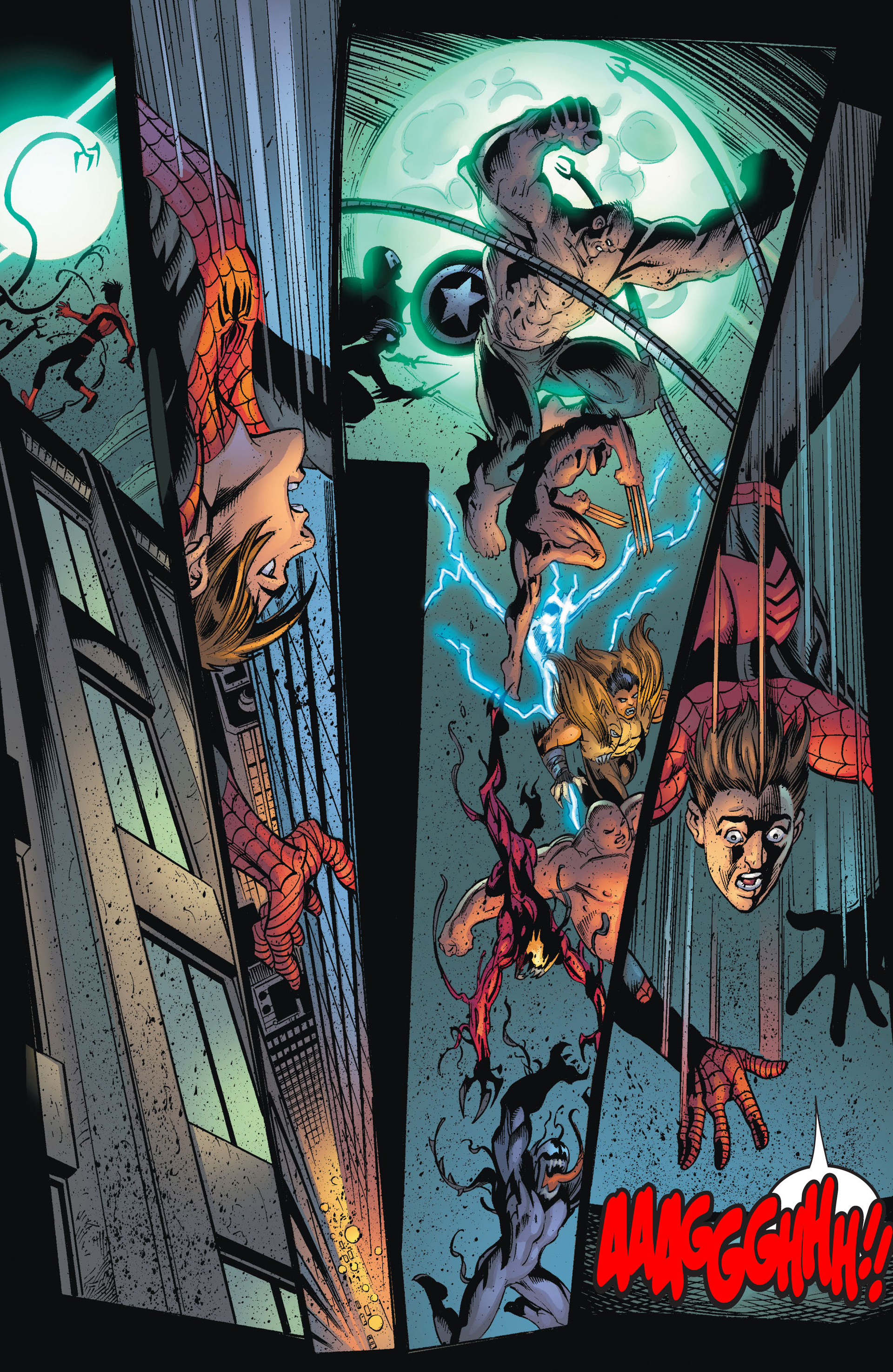 Read online Ultimate Spider-Man (2000) comic -  Issue #71 - 8