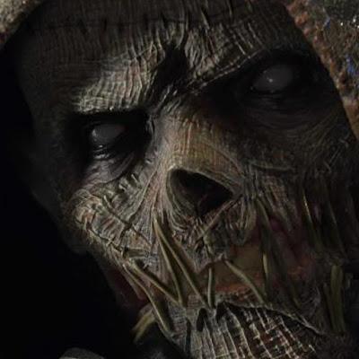 Scarecrow tratto da Batman Arkham Knight della Prime 1 Studio