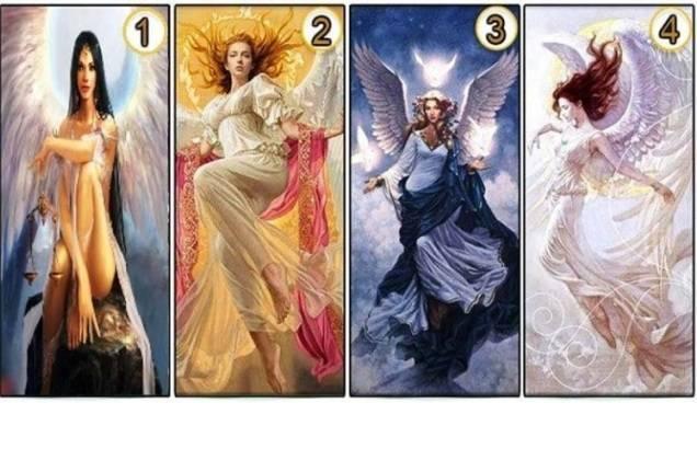 Выбери Ангела –хранителя и узнай, что он расскажет о вашем характере