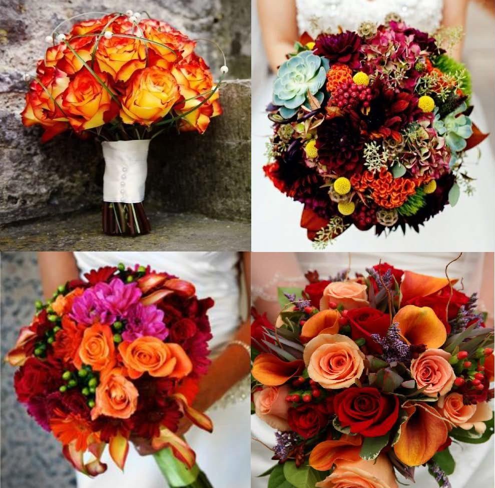 Kitöltő virágok az esküvői rendezvényekhez