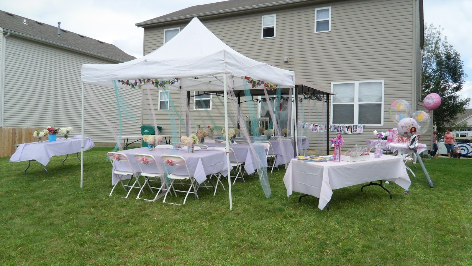 The gallery for --> Party Tent Decoration Ideas