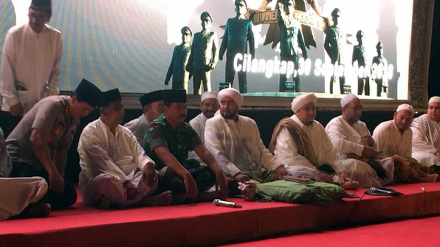 Panglima TNI Tegaskan Ancaman PKI Sudah Tidak Ada