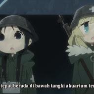 Shoujo Shuumatsu Ryokou Episode 09 Subtitle Indonesia