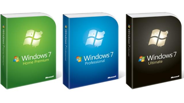 [Windows] Windows 7 OEM with Service Pack 1 Original