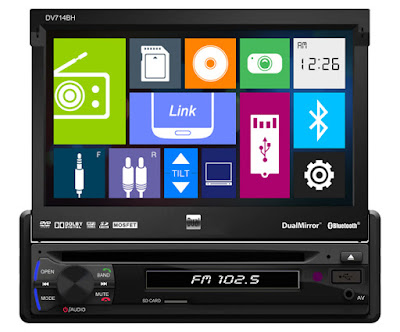 Download Firmware Dualav DV714BH Audio System
