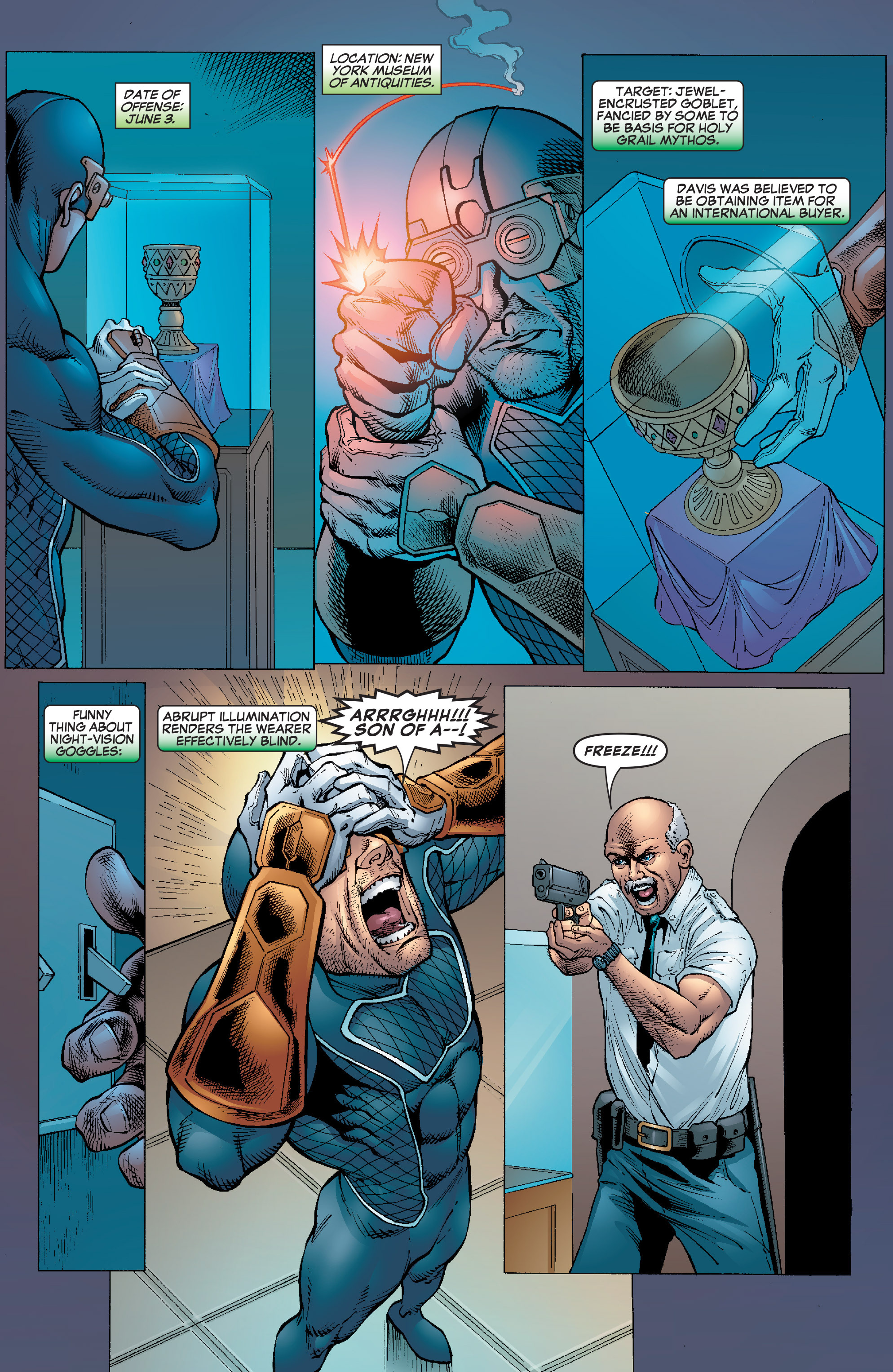 Read online She-Hulk (2005) comic -  Issue #22 - 4