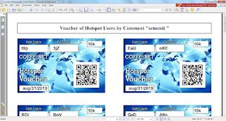 Cara Login Wifi Hotspot Mikrotik dengan QR Code