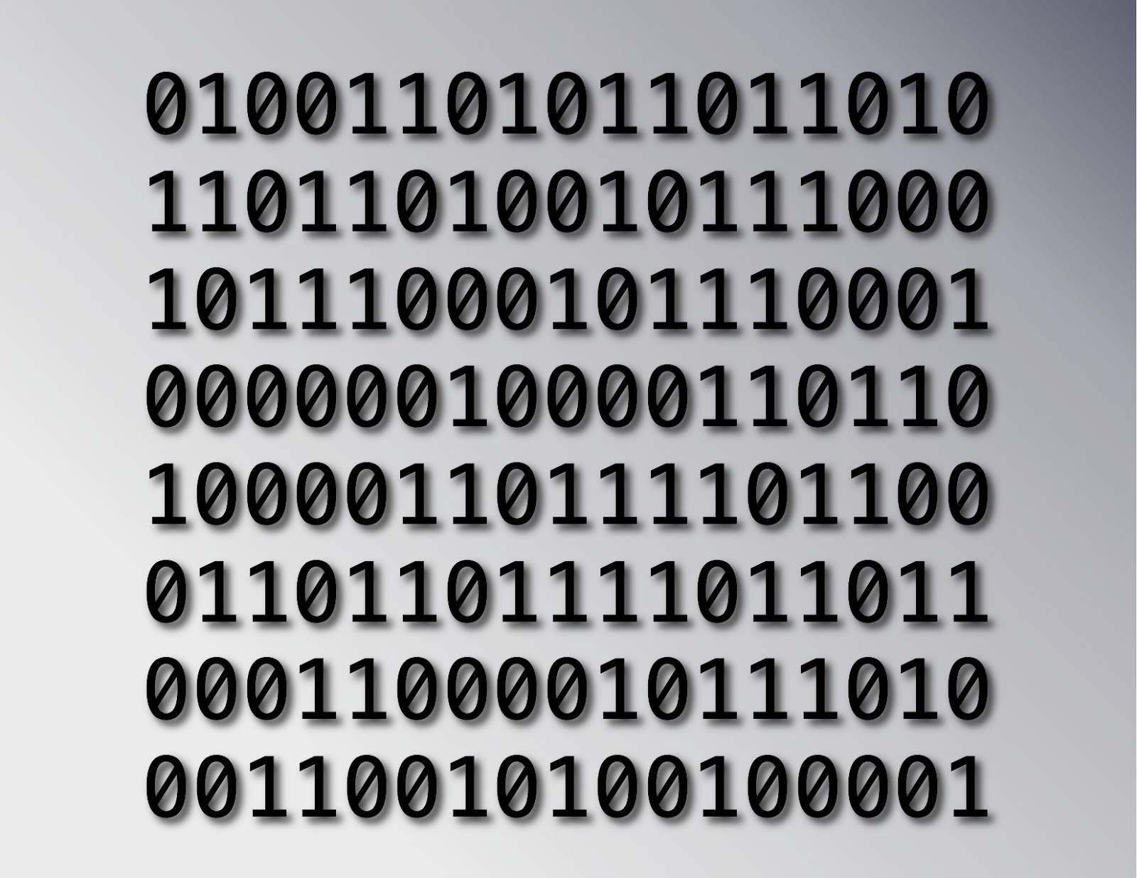 Conversion Of Binary To Decimal