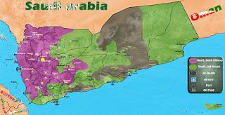 46 People killed in Arab coalition bombings in Yemen