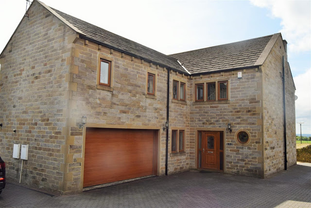 This Is Halifax Property - 5 bed property for sale Carr House Road, Shelf, Halifax HX3