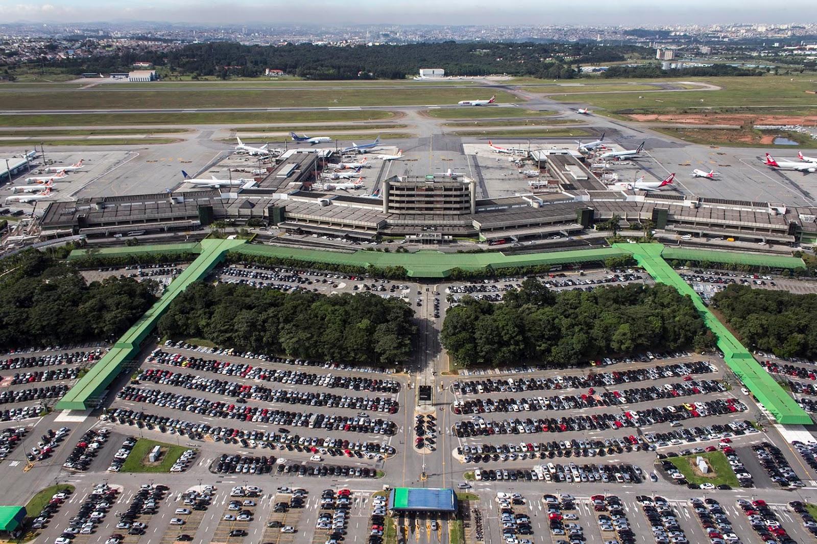 Aeroporto Sp : Cavok videos: aeroporto são paulo t01e04
