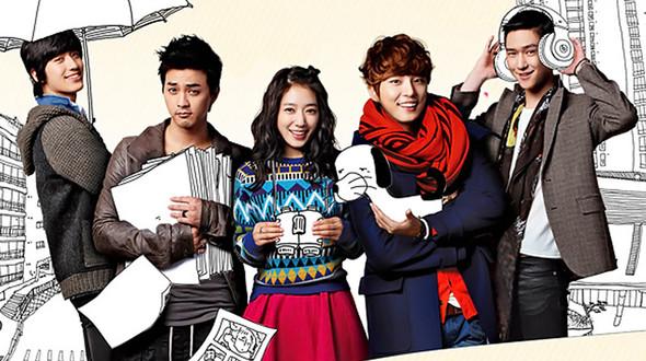 White Basket: 10 best korean drama based on webtoon