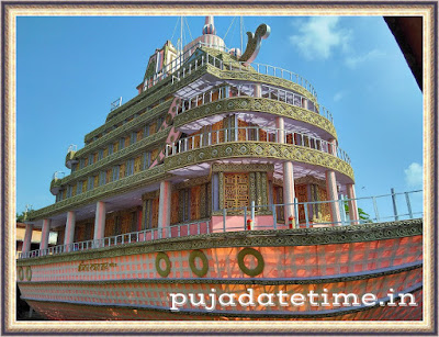 Netaji Sangha Puja Pandel, 2016