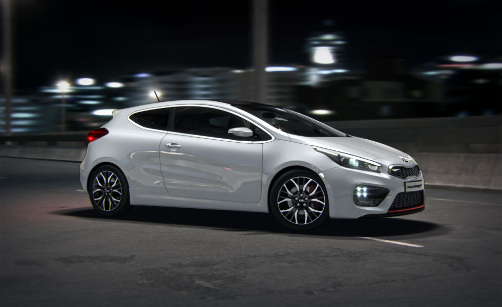 Kia Proceed Gt Review Value And Fun From S Ealing Hot Hatch