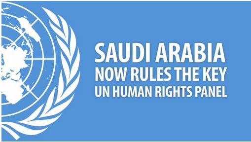 Tyskland fornedrade saudiarabien