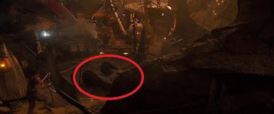 Spinner de Blade Runner en Soldier