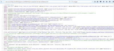 cara ampuh agar blog minim artikel tampil di halaman pertama google kurang dari 1 bulan