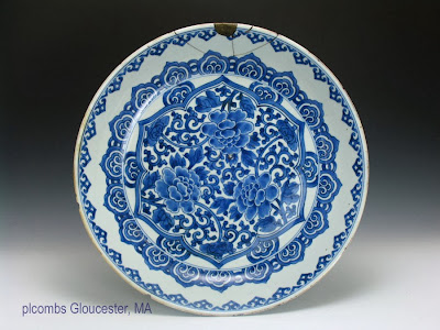 "<img src=""Chinese Kangxi Charger .jpg"" alt=""large blue and white porcelain Persian market"">"