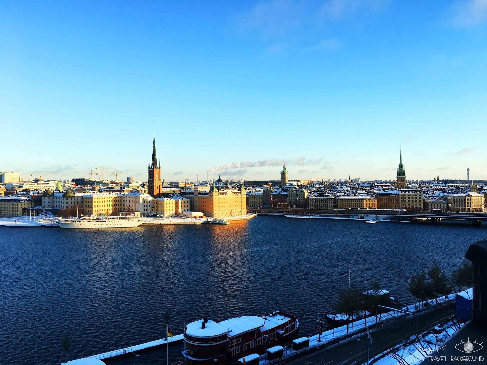 My Travel Background : Cartes Postales de Suède, Stockholm 2016