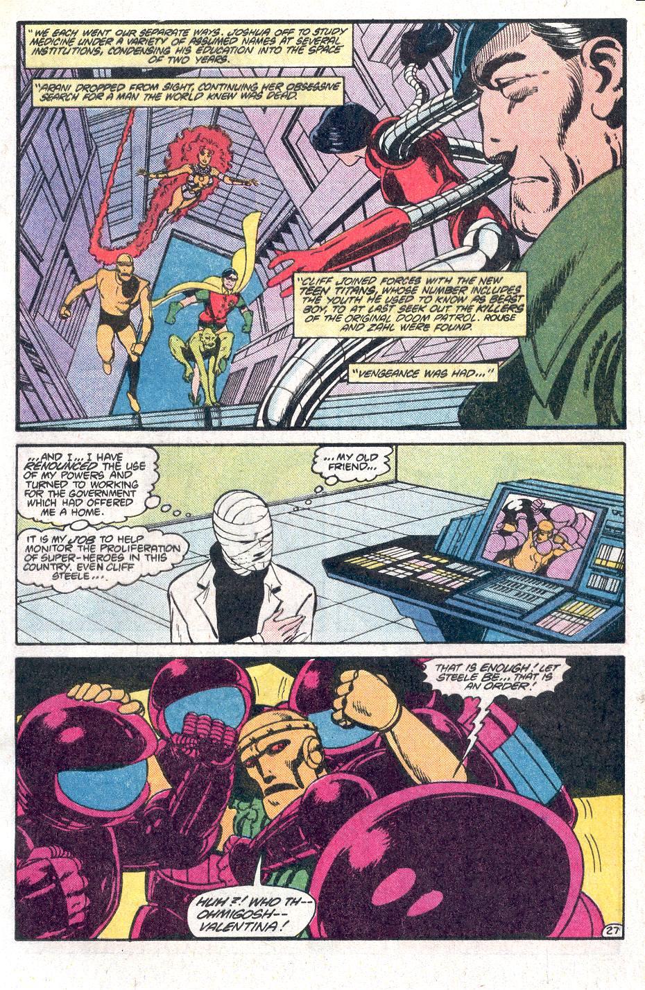 Read online Secret Origins (1986) comic -  Issue # _Annual 1 - 28