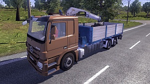 New AI Traffic Cars and Trucks mod by Baaouich