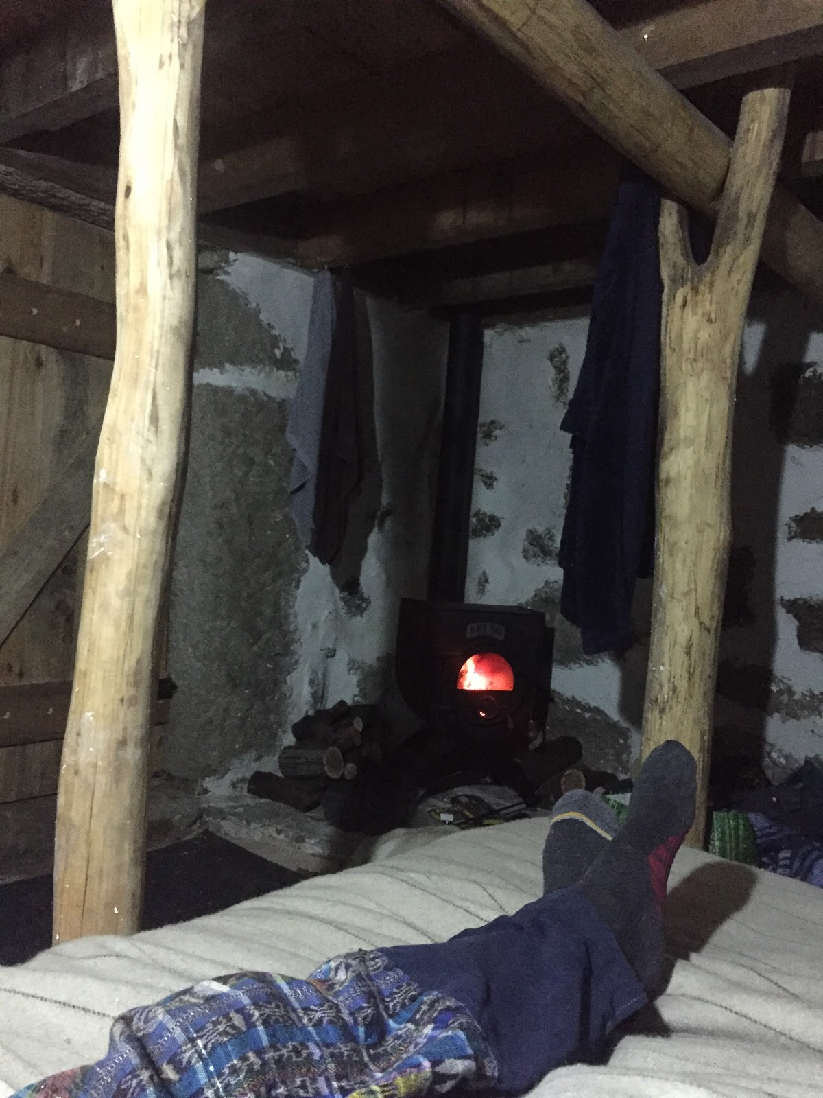 Christmas In Portugal 2019.Eco Project Portugal Cara Creek Eco Lodge December 2018