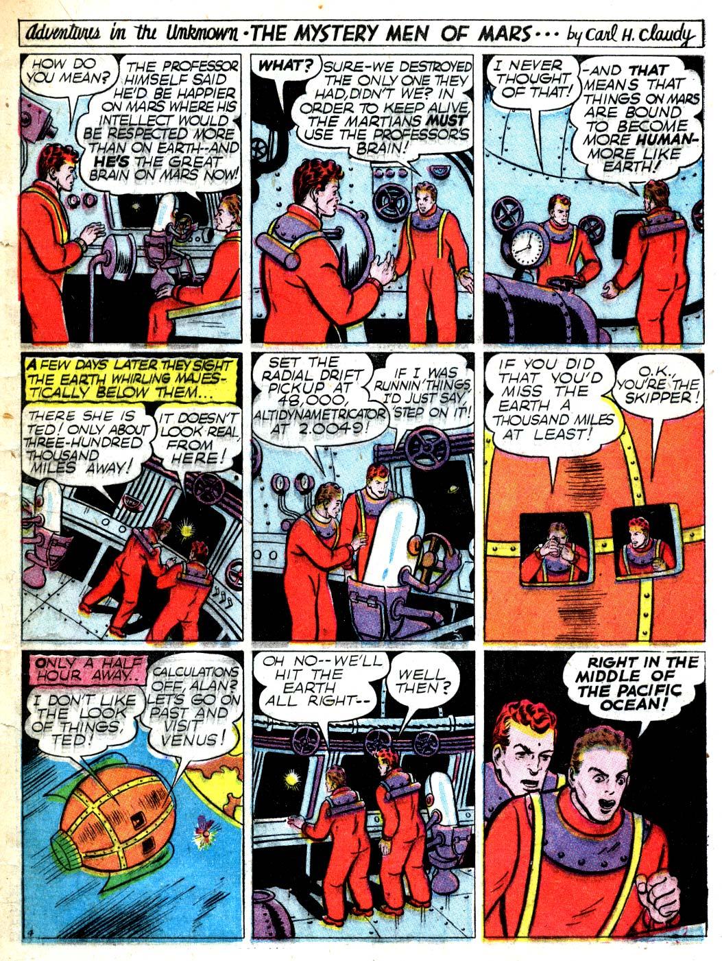 Read online All-American Comics (1939) comic -  Issue #6 - 31