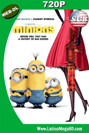 Los Minions (2015) Subtitulado WEB-DL 720P (Pesada) ()