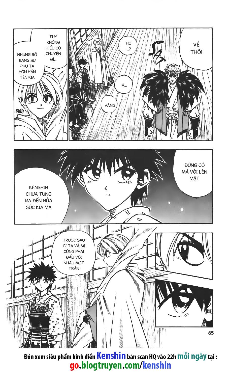 Rurouni Kenshin chap 36 trang 17